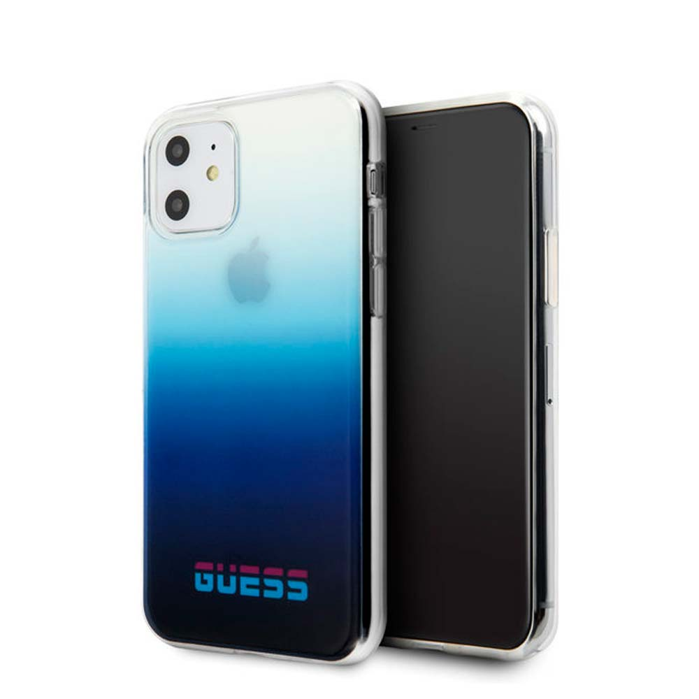 Capa de Smartphone Guess California Gradient Apple iPhone 11 Azul