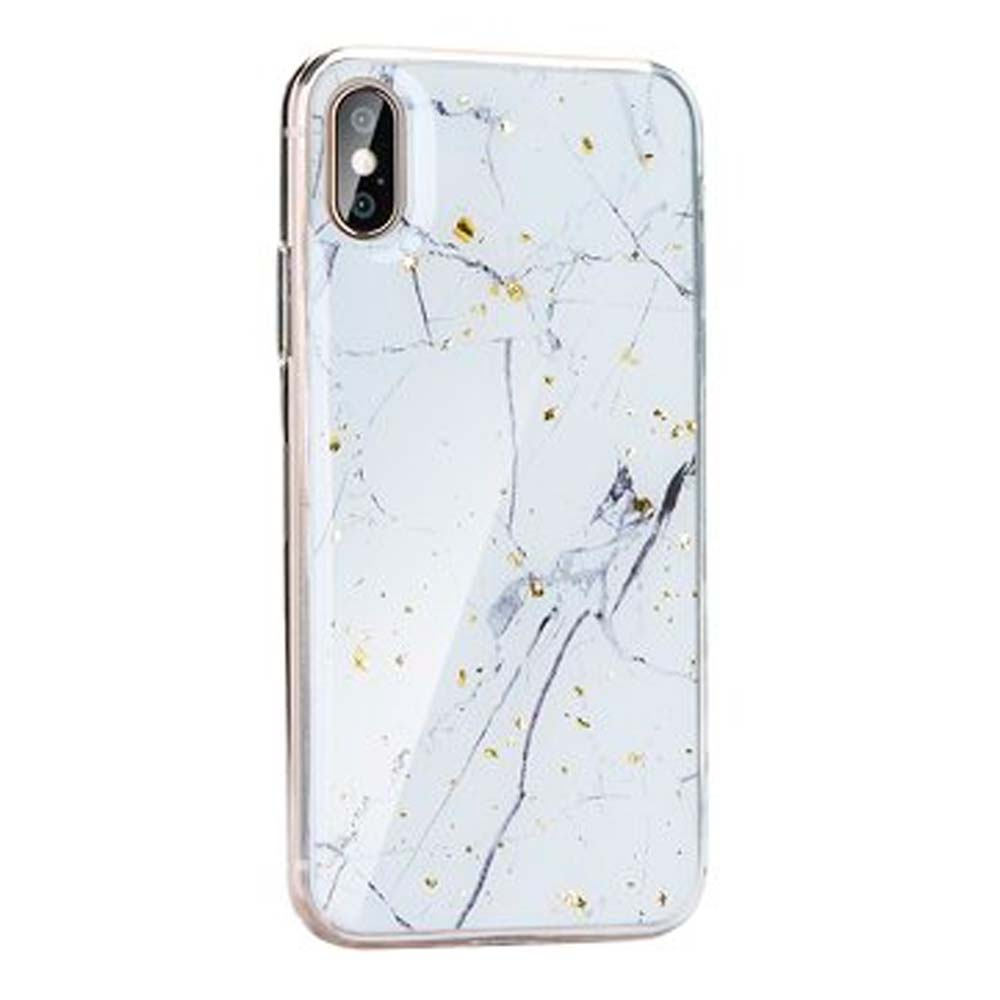 Capa de Smartphone Forcell Mármore Apple iPhone 11 Pro Max Branca