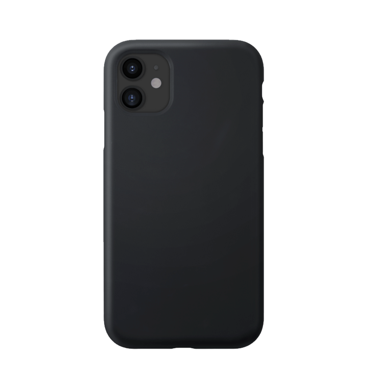 Capa de Smartphone The Kase Anti-Shock Silicone Apple iPhone 11 Preta