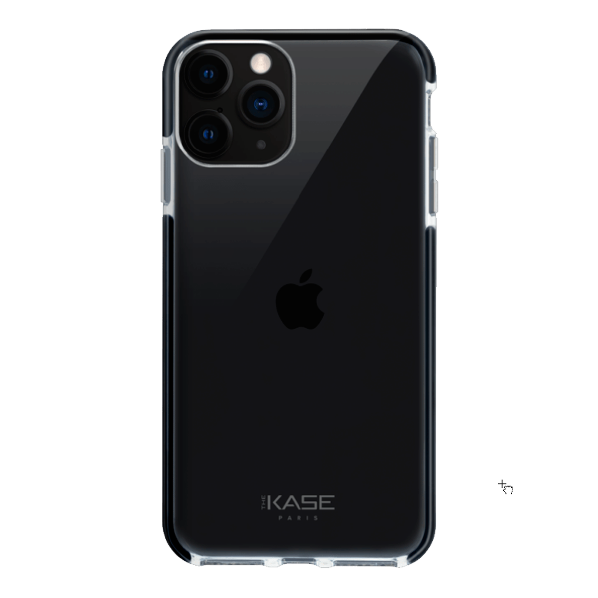 Capa de Smartphone The Kase Sport Mesh Apple iPhone 11 Pro Preto Brilhante