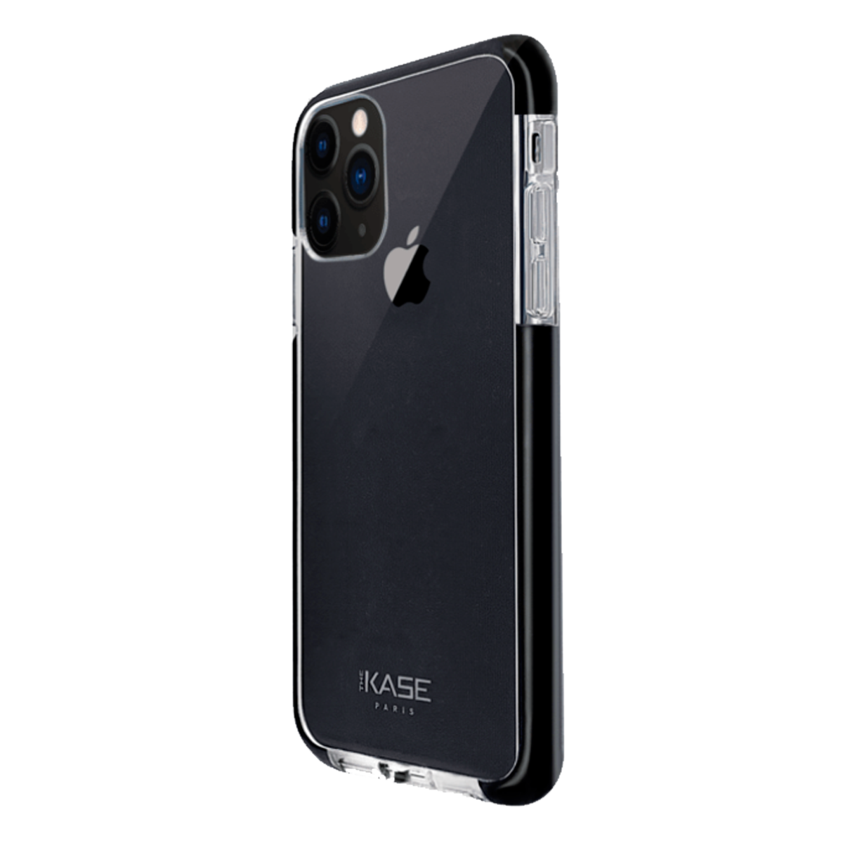 Capa de Smartphone The Kase Sport Mesh Apple iPhone 11 Pro Max Preto Brilhante