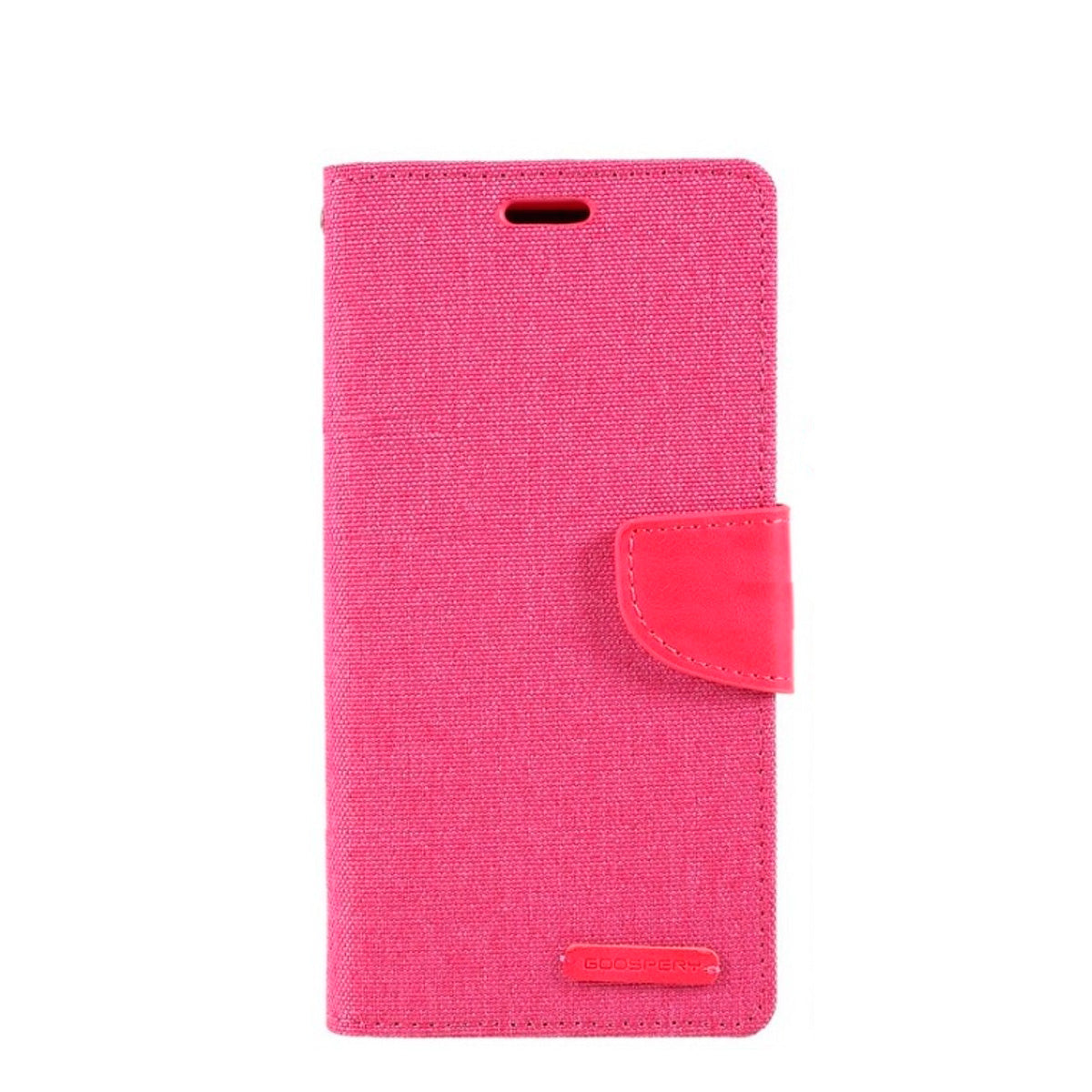 Capa de Smartphone Mercury Canvas Diary Apple iPhone 7, 8 Rosa