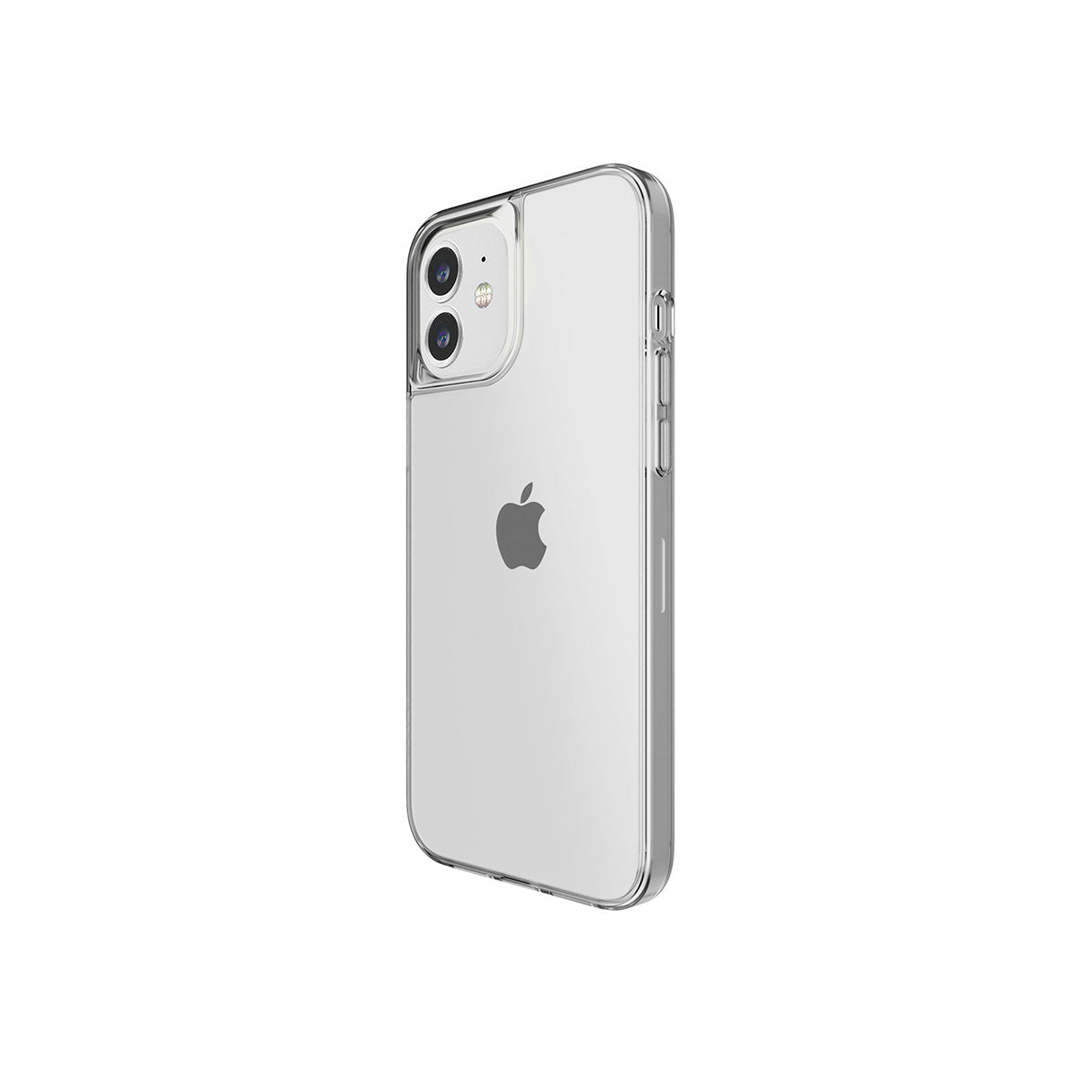 Capa de Smartphone Skech Crystal Apple iPhone 12, iPhone 12 Pro Clear
