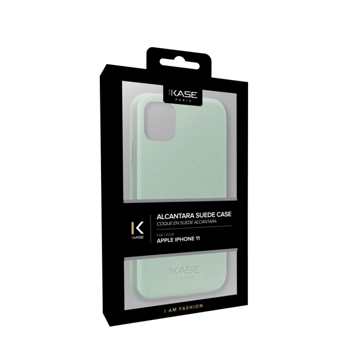 Capa de Smartphone The Kase Alcântara Apple iPhone 11 Menta