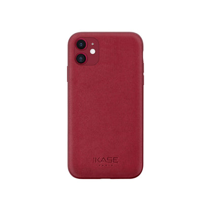 Capa de Smartphone The Kase Alcântara Apple iPhone 11 Vermelha