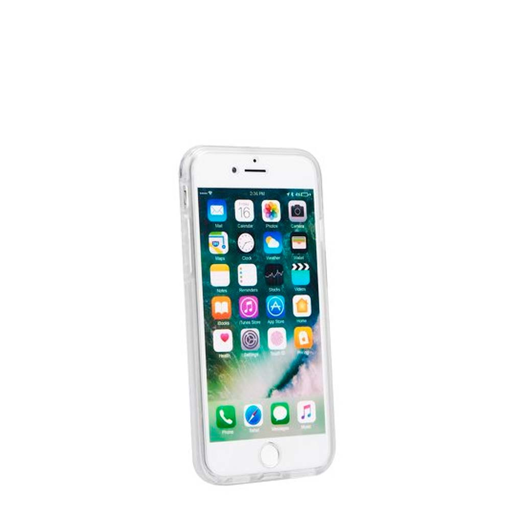 Capa de Smartphone Smart Talk 360 PC+TPU Apple iPhone 7/ 8/ SE 2020 Transparente