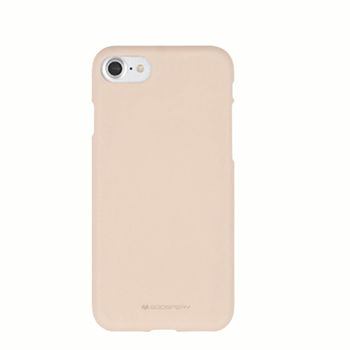 Capa de Smartphone Mercury Soft Feeling Apple iPhone Xr Rosa Areia