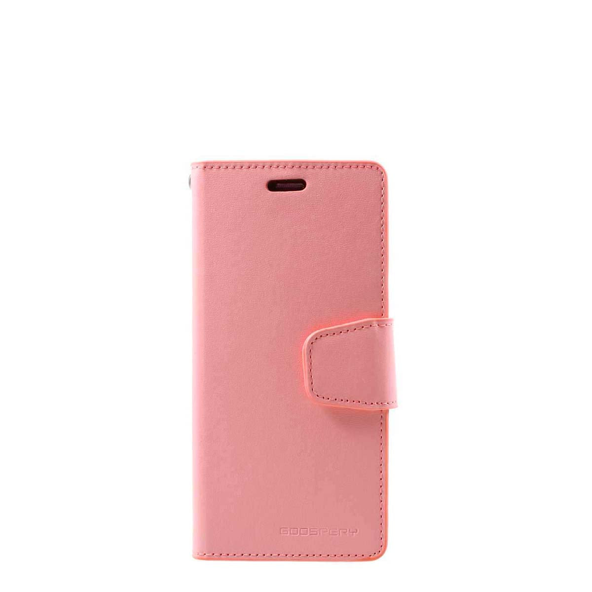 Capa de Smartphone Mercury Sonata Diary Apple iPhone 7 Plus, 8 Plus Rosa