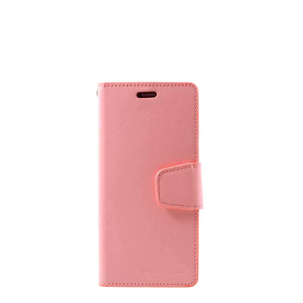 Capa de Smartphone Mercury Sonata Diary Apple iPhone X, Xs Rosa