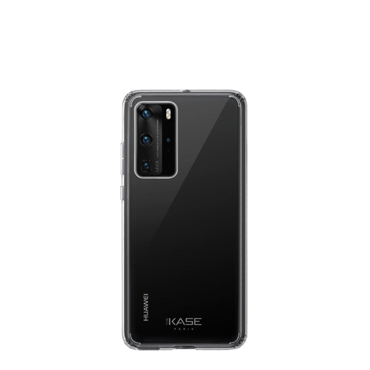 Capa de Smartphone The Kase Invisible Hybrid Huawei P40 Pro Transparente