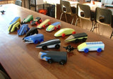 Model Rocket Car Race To The Line - pre-order