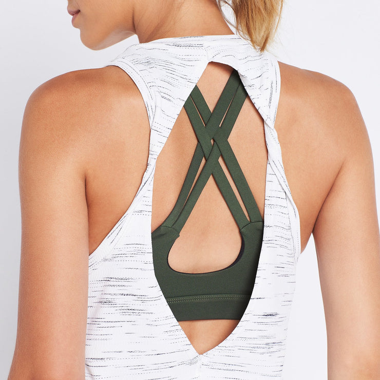 Double Twist Back Tank - Nimble UK
