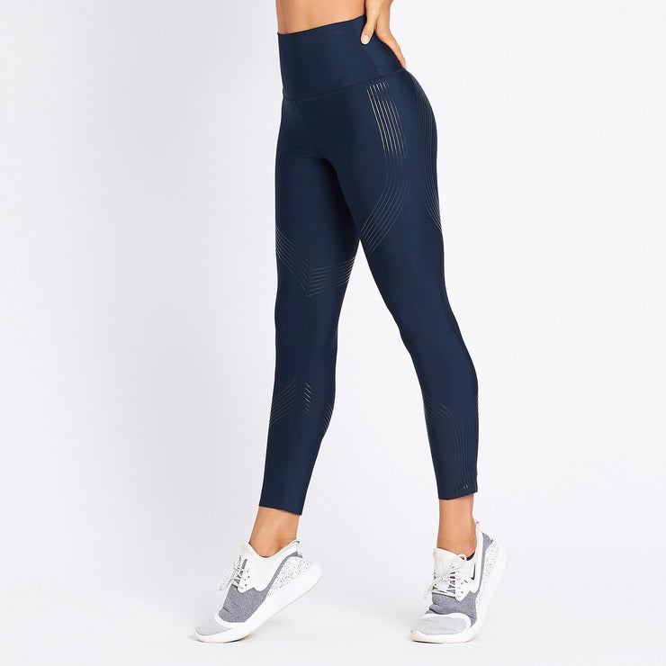 Linear High Rise Legging - Nimble UK