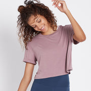 Cut The Crop Tee - Nimble UK