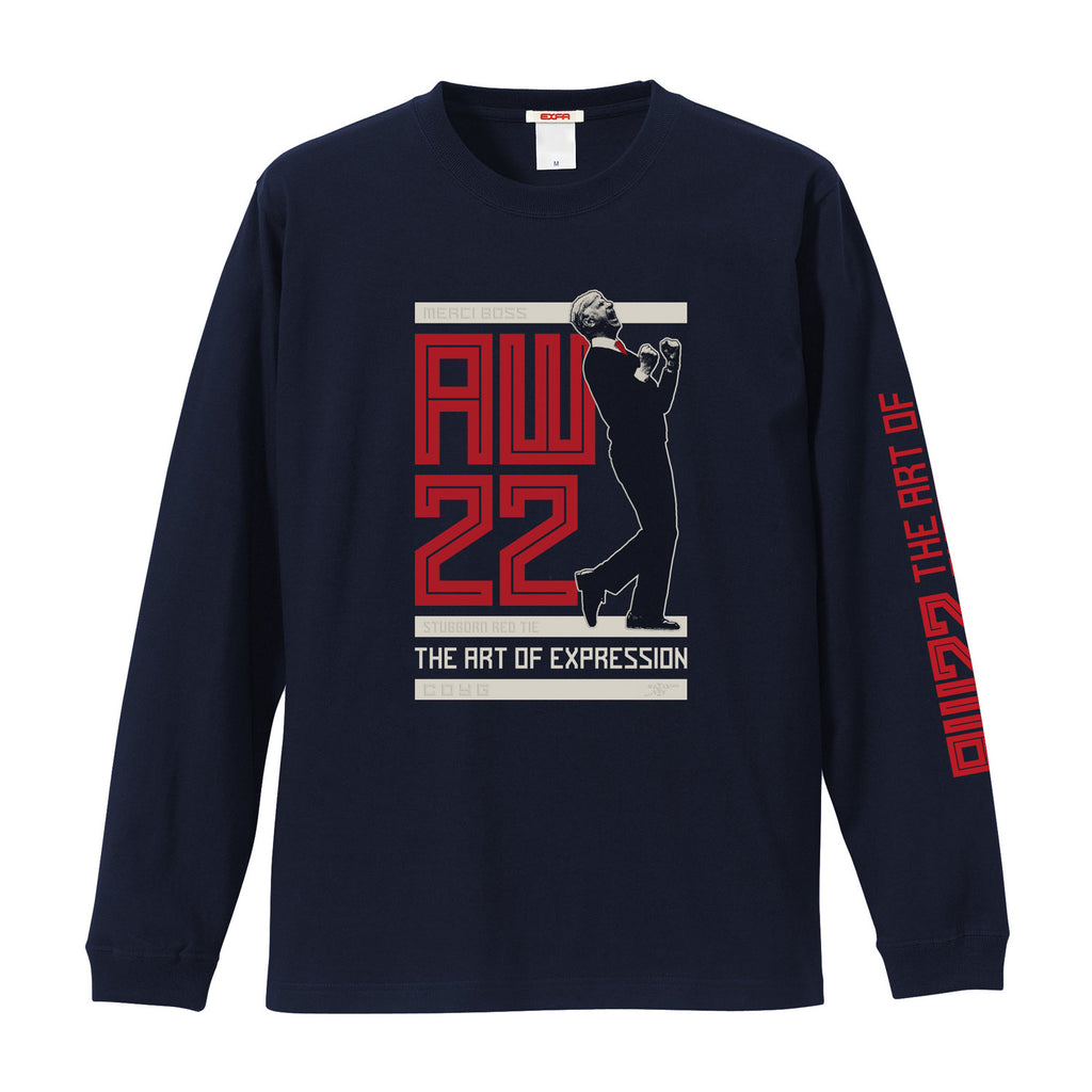 AW22 Long-Sleeved T-Shirt