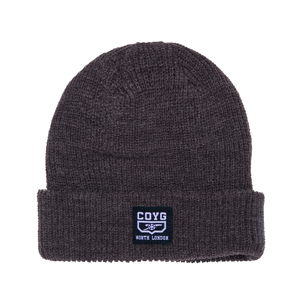COYG NORTH LONDON Logo Patch Beanie