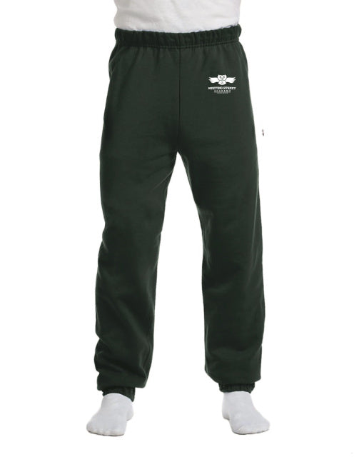 Dark Green Sweatpants