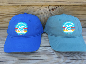 Bald Head Island Youth Ball Cap
