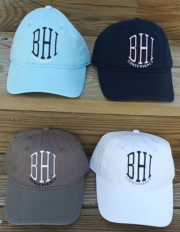 BHI Conservancy Monogram Hat