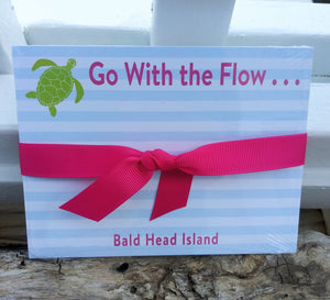 Bald Head Island Note Pad