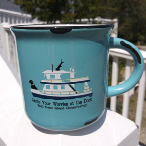 BHI Ferry Distressed Mug