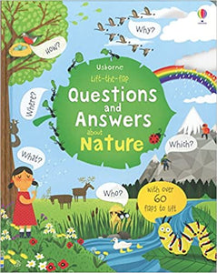 Questions and Answers about Nature Book