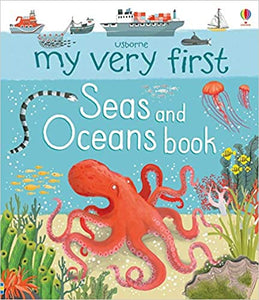 My Very First Seas and Oceans Book