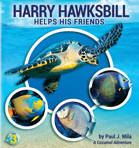 Harry Hawksbill Helps His Friends Cover