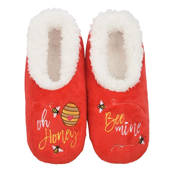 Bee Mine Snoozies® Slippers for Women