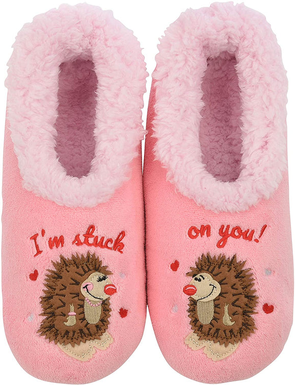 Hedgehog Snoozies® Slippers for Women
