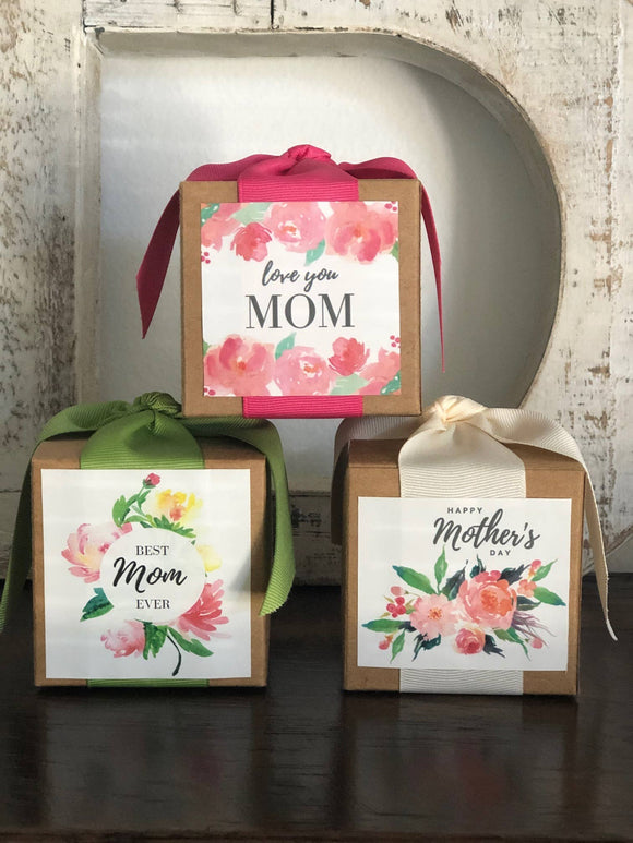 B. Toffee - Mother's Day Custom 4oz Gift Boxes