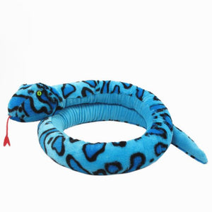 "Wishpets Plush Snakes, 59""-61"""