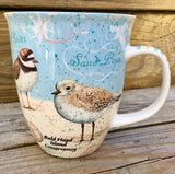 Harbor Mug Sandpipers