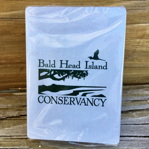 Bald Head Island Conservancy Playing Cards