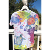 Sea Turtle Sublimation Tee