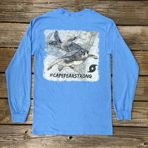 Cape Fear Strong LS Tee