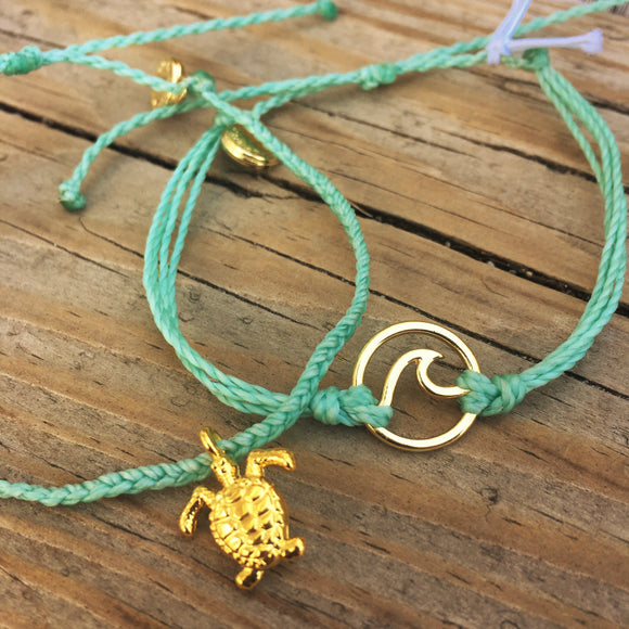 Pura Vida Wave OG Adjustable Bracelet