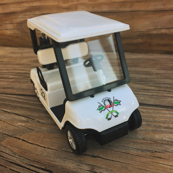 Wind-up Golf Cart