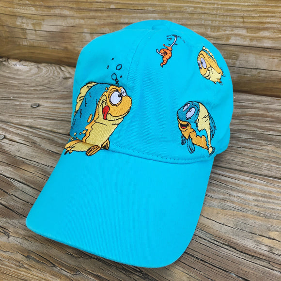 Fish Youth Ball Cap