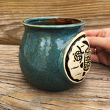 Sea Turtle Beanpot Mug