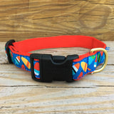 Buoy Ribbon Dog Collar