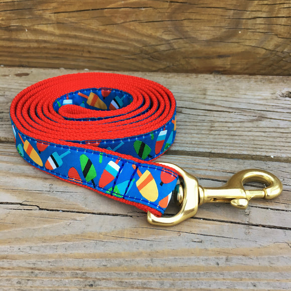 Buoy Ribbon Dog Lead