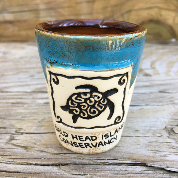 Potter Shot Glass