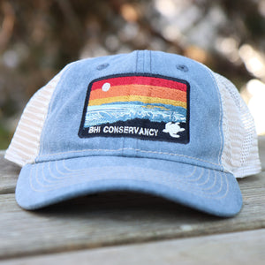 BHI Sunset Scout Trucker Hat
