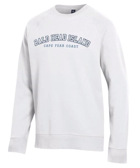 Bald Head Island Crew Sweatshirt