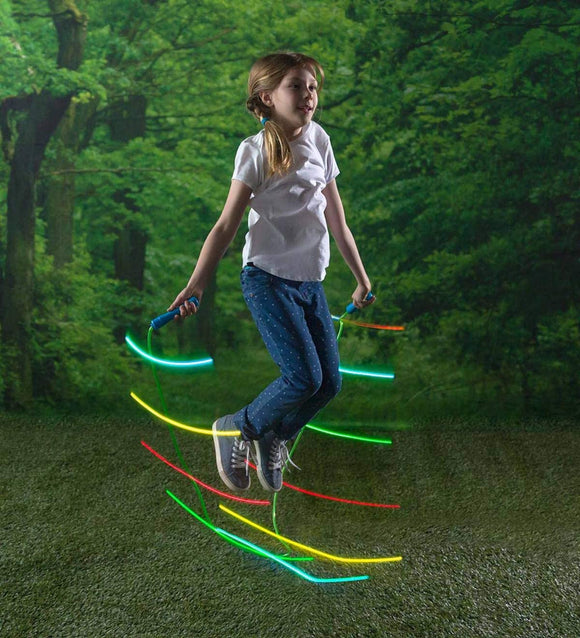 Hearthsong LED Flashing Jump Rope