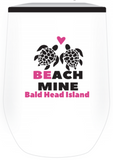 Beach Mine Travel Tumbler