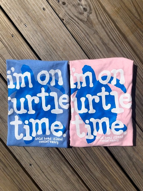 Classic Youth Long Sleeve Turtle Time Tee