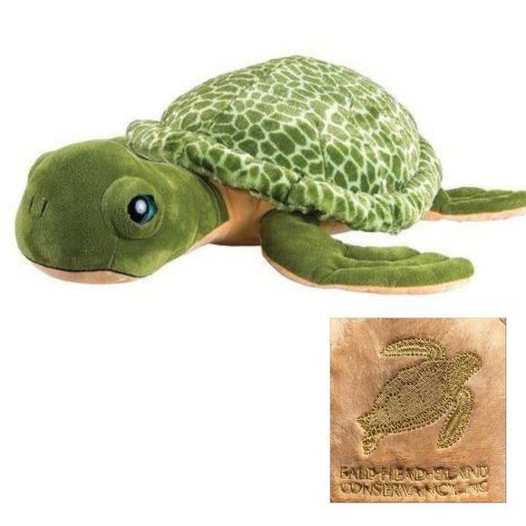 BHIC Embroidered Plush Sea Turtle