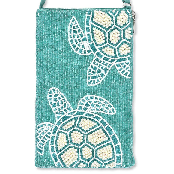 Swimming Turtles Club Bag